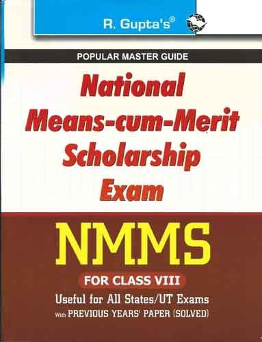 9788178125350: NMMS Exam Guide: Class - 8 (Popular Master Guide)