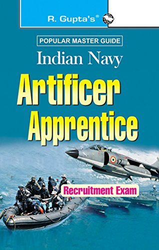 Navy Artificer Appr Exam Guide: RPH Editorial Board