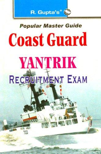 Indian Coast Guard Yantrik Recruitment Exam Guide: RPH Editorial Board