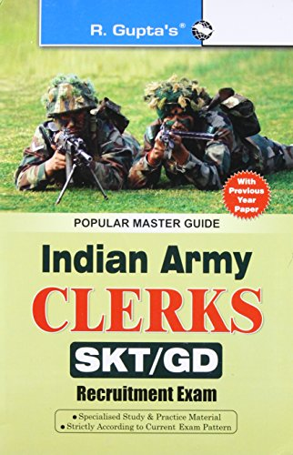 Army's Clerks (SKT/GD) Guide: M L Batura & RPH Editorial Board