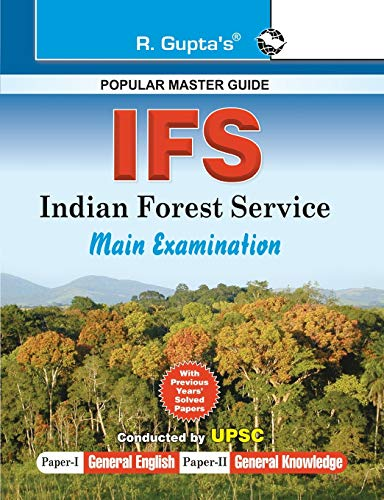 UPSC-IFS (Paper I & II) Main Examination Guide: RPH Editorial Board