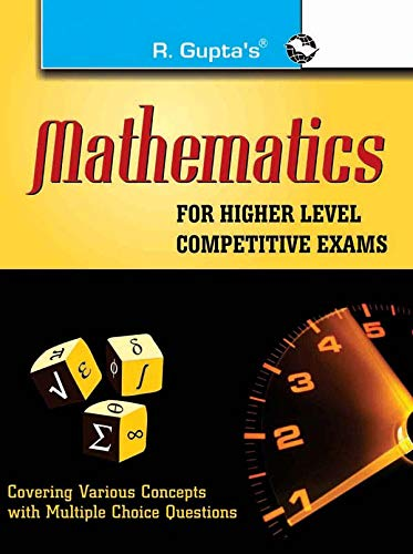 9788178129945: Mathematics for Higher Level Competitive Exams