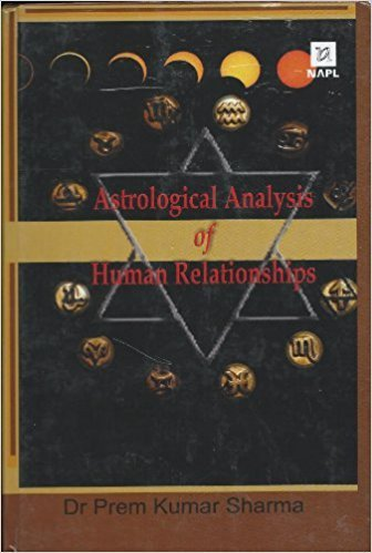 9788178190730: Astrological Analysis of Human Relationships