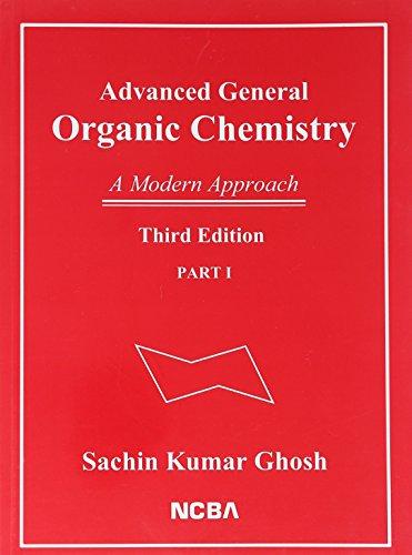 9788178194417: Advanced General Organic Chemistry