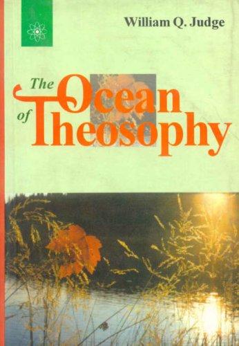 9788178220598: The Ocean of Theosophy
