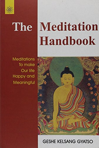 9788178220666: The Meditation Handbook: Meditations to make our Life Happy and Meaningful