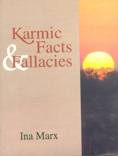 9788178220697: Karmic Facts and Fallacies