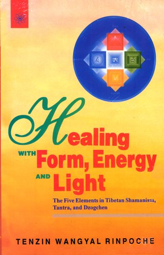 9788178221014: Healing with Form, Energy and Light