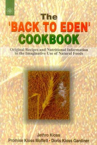 9788178222196: The Back to Eden Cookbook
