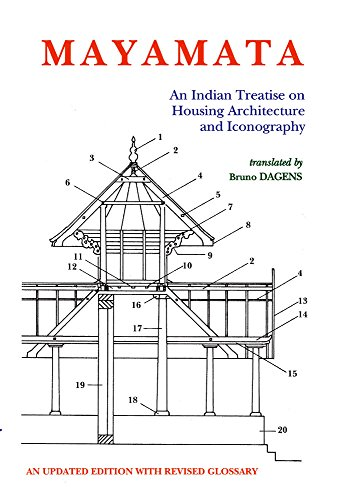 Mayamata: An Indian Treatise on Housing Architecture: Bruno Dagens (Tr.)