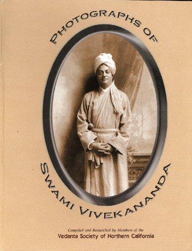 Photographs of Swami Vivekananda 1886-1901: Members of the Vedanta Society of Northern California