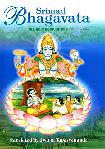 Srimad Bhagavata: The Holy Book of God, 4 Vols.: Swami Tapasyananda (trs)