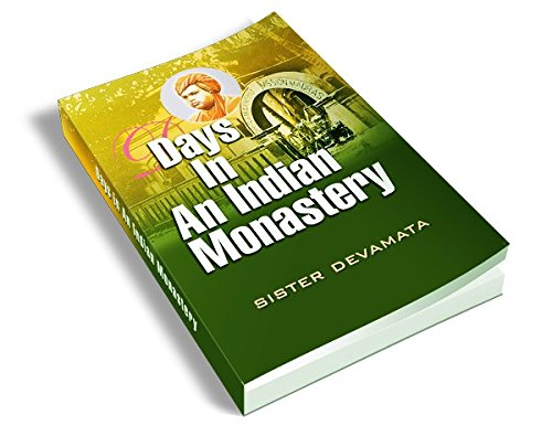 9788178230894: Days in an Indian Monastery