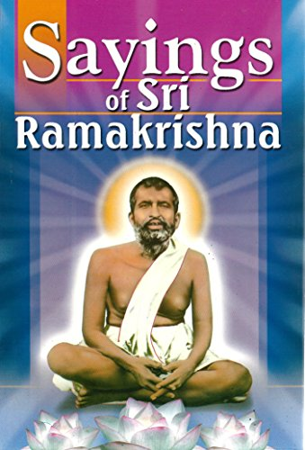 9788178231464: Sayings of Sri Ramakrishna