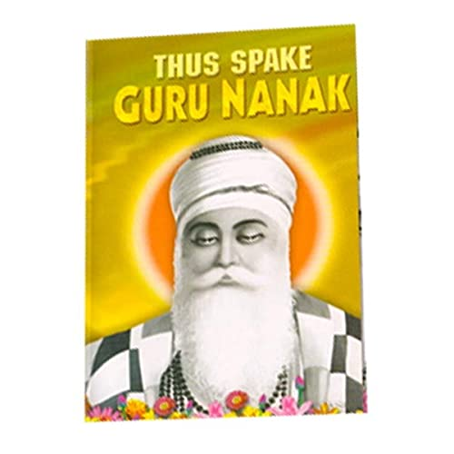Stock image for Thus Spake Gurunanak for sale by Books Puddle