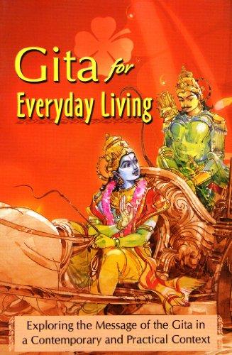 9788178235202: Gita for Everyday Living