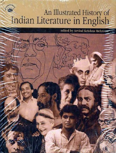 9788178240312: ILLUSTRATED HISTORY OF INDIAN LITERATURE IN ENGLISH