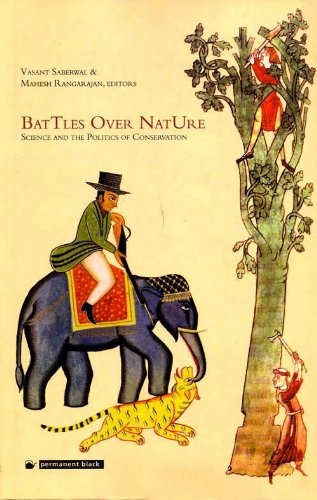 9788178240480: Battles Over Nature: Science and the Politics of Conversation (Ecology and Wildlife Series)