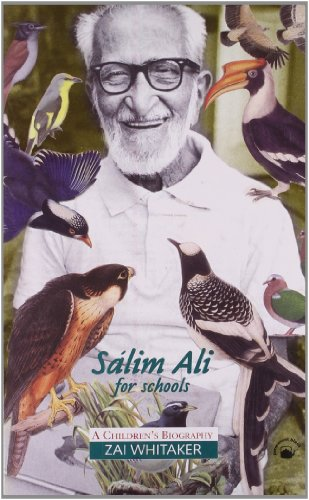 Salim Ali for Schools: A Children's Biography