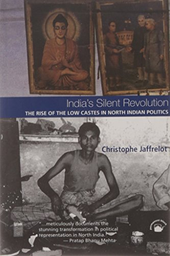 9788178240800: India's Silent Revolution: The Rise of the Low Castes in North Indian Politics