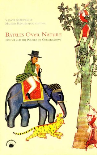 9788178241418: Battles Over Nature: Science and the Politics of Conversation