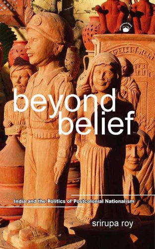 9788178242118: Permanent Black Beyond Belief: India And The Politics Of Postcolonial Nationalism