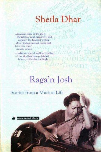 9788178242446: Raga'n Josh: Stories from a Musical Life