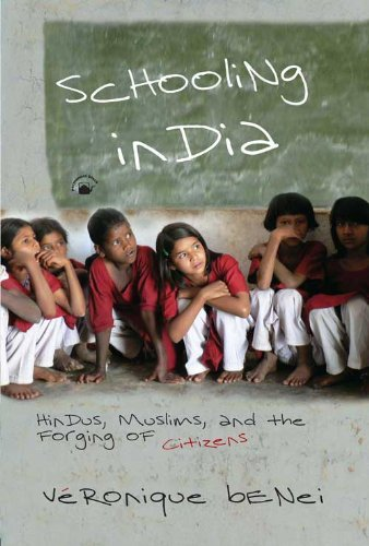 9788178242637: Permanent Black Schooling India: Hindus, Muslims, And The Forging Of Citizens