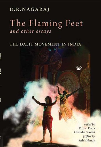 The Flaming Feet and Other Essays: The: D.R. Nagaraj