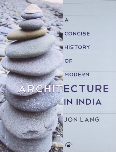 9788178243054: Concise History of Modern Architecture In India
