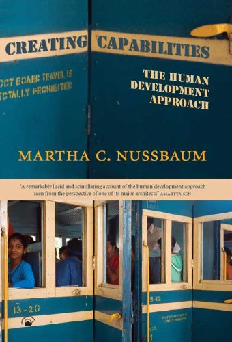 9788178243290: [ { { Creating Capabilities: The Human Development Approach } } ] By Nussbaum, Martha Craven( Author ) on Mar-31-2011 [ Hardcover ]