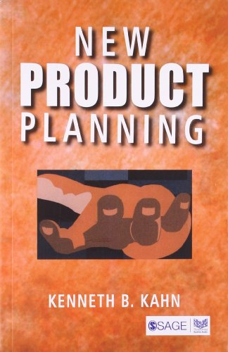 New Product Planning: Kahn