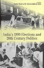 9788178290911: India's 1999 Elections and 20th Century Politics