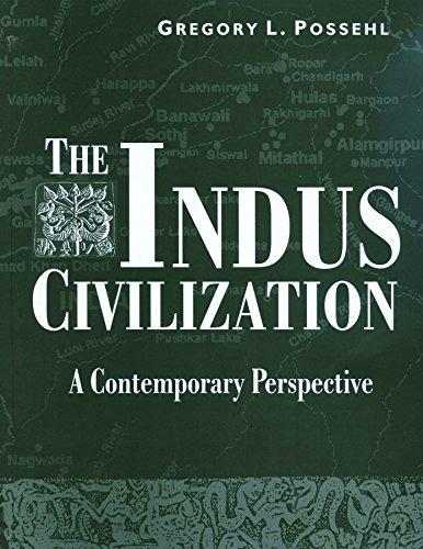 9788178292915: THE INDUS CIVILIZATION