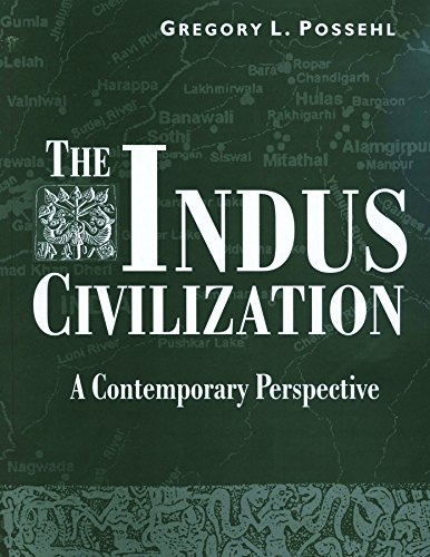 9788178292915: Indus Civilization: A Contemporary Perspective