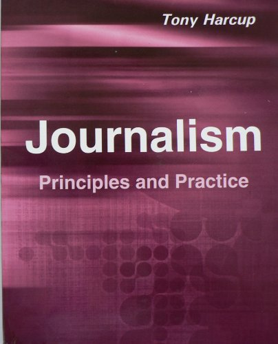 9788178294834: Journalism: Principles and Practice