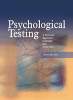 9788178295718: Psychological Testing: A Practical Approach to Design and Testing--English International Edition