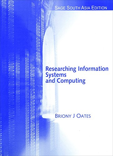 9788178297590: Researching Information Systems and Computing
