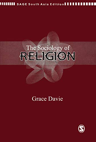 9788178298610: The Sociology Of Religion