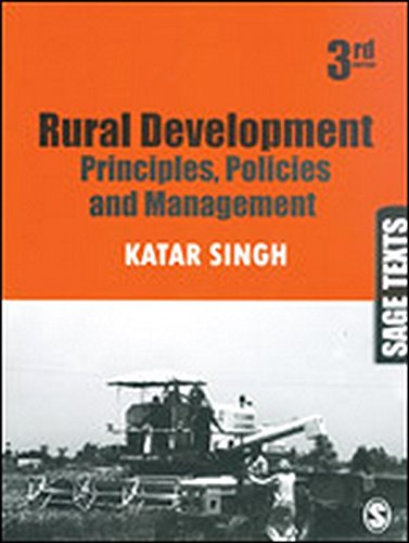 9788178299266: Rural Development: Principles, Policies and Management (Sage Texts)
