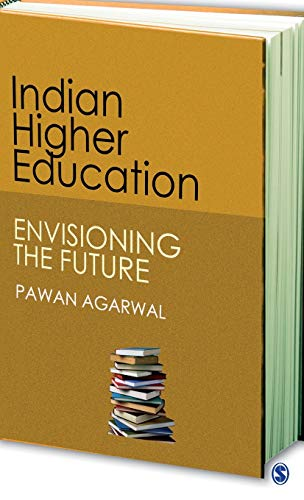 9788178299419: Indian Higher Education: Envisioning the Future