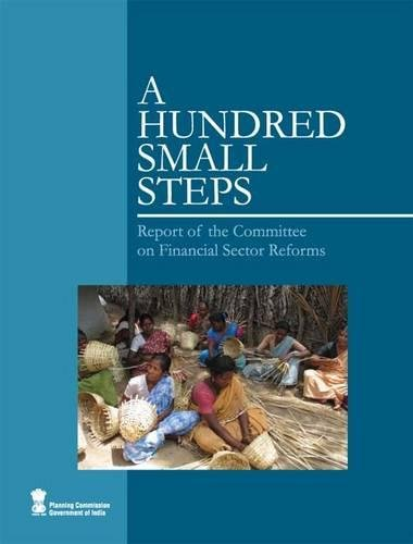 A Hundred Small Steps: Planning Commission, Government of India