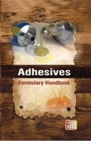 9788178330617: ADHESIVES FORMULARY HANDBOOK