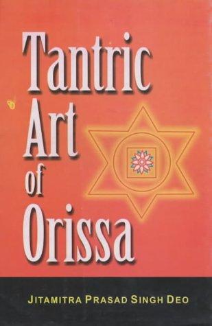 9788178350417: Tantric Art in Orissa