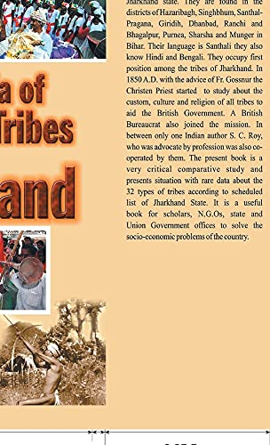 Encyclopaedia of Scheduled Tribes in Jharkhand: Diwakar Minz and Delo Mai Hansda