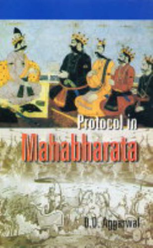 Protocol in Mahabharata: Aggarwal, D.D.