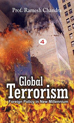 9788178352664 - Ramesh Chandra: Terrorism in Europe and European - पुस्तक