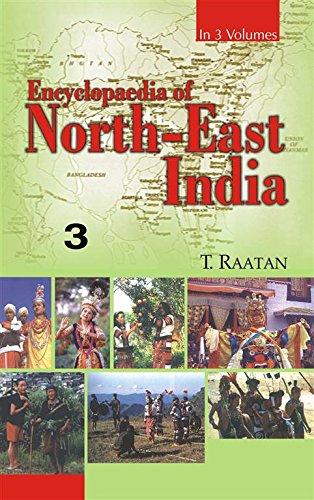 9788178352756 - T. Raatan: Encyclopaedia of North-East India (Sikkim, Nagaland, Tripura) Vol.3 - पुस्तक