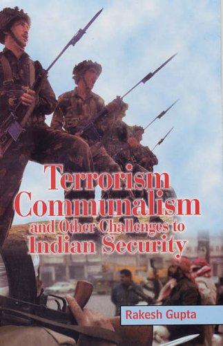 9788178352886 - Rakesh Gupta: Terrorism, Communalism And Other Challenges To Indian Security - पुस्तक