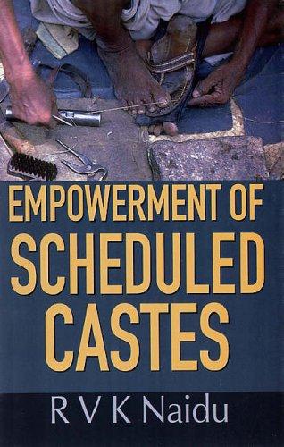 Empowerment of Scheduled Castes: R.V.K. Naidu